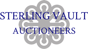 Sterling Vault Auctioneers Logo