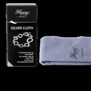 Hagerty Silver Cloth 30x36cm