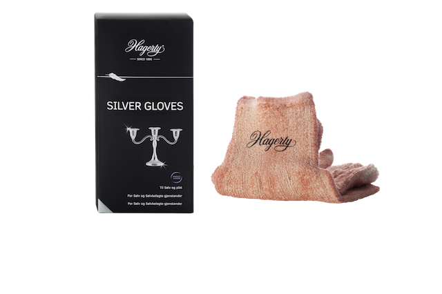 Hagerty Silver Gloves 1 pair