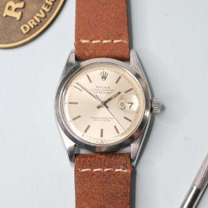 Rolex 6604 6605 Date Just D2