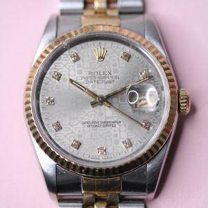 Rolex DAteJust Jubilee 16233